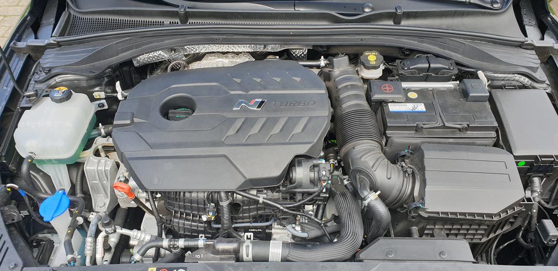 Hyundai I30N Performance billede 8