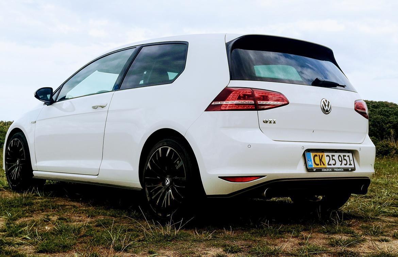 VW golf VII 2.0 GTI  Performance bmt Van.  billede 11