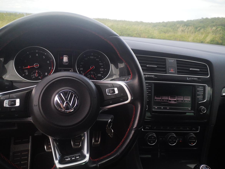 VW golf VII 2.0 GTI  Performance bmt Van.  billede 16