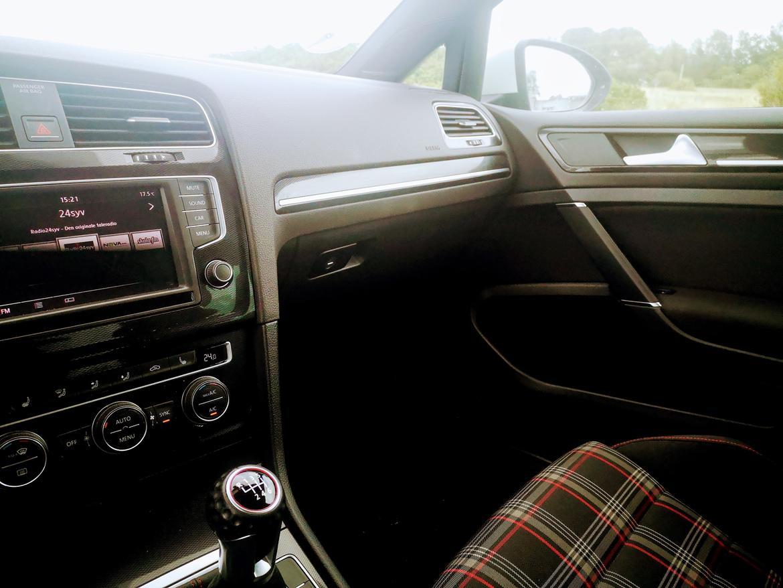 VW golf VII 2.0 GTI  Performance bmt Van.  billede 17