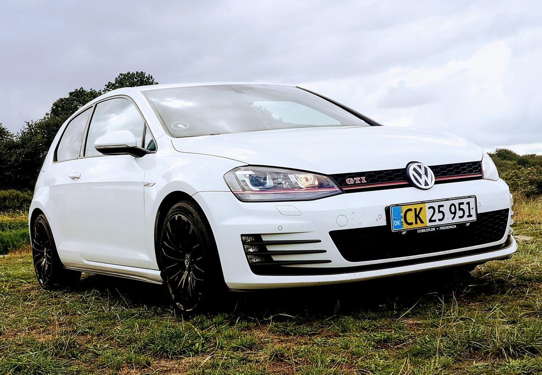 VW golf VII 2.0 GTI  Performance bmt Van.  billede 10