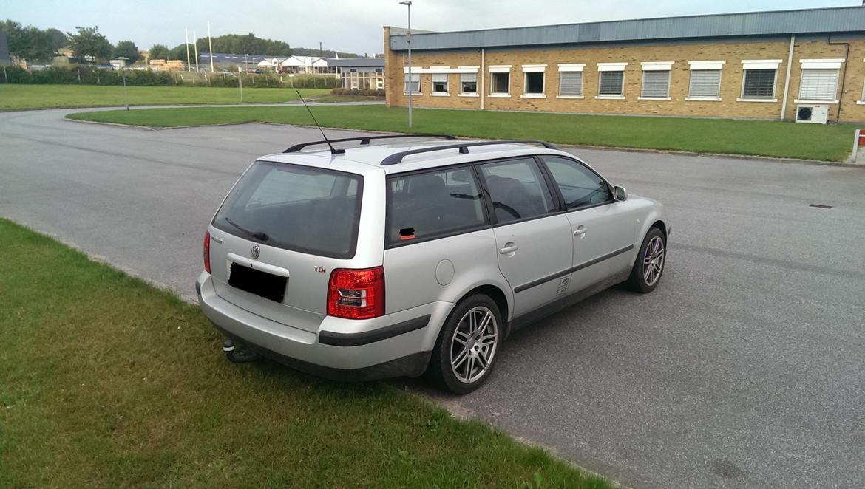 VW Passat b5 1,9 tdi 110 Variant Syncro comfortline billede 2