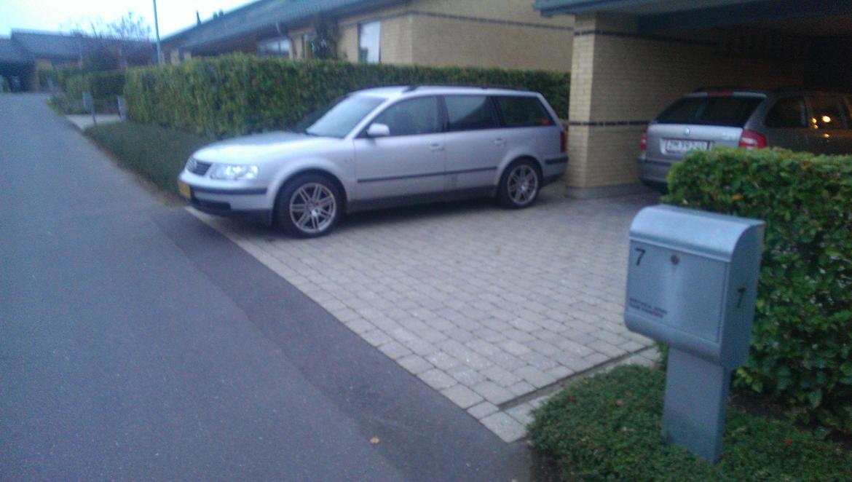 VW Passat b5 1,9 tdi 110 Variant Syncro comfortline billede 6
