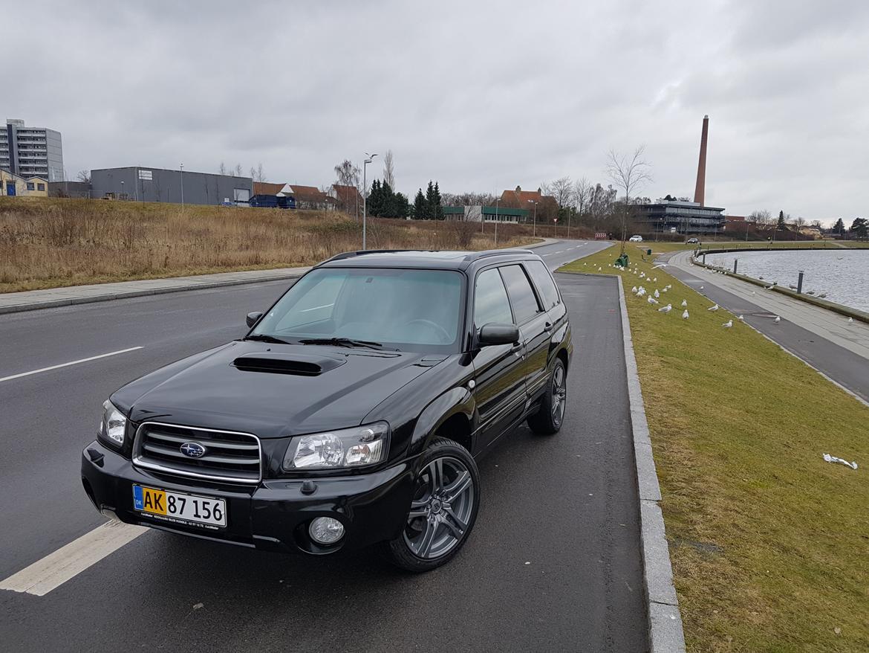 Subaru Forester XT 2.5 billede 2