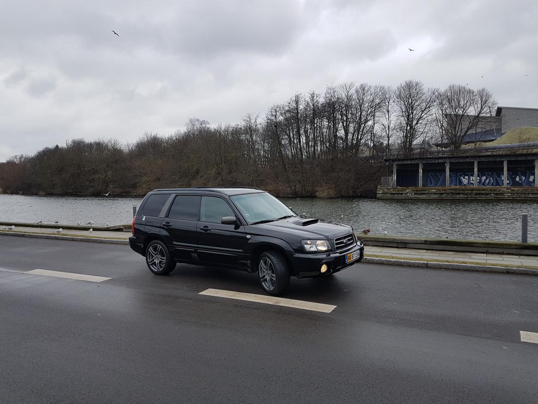 Subaru Forester XT 2.5 billede 7