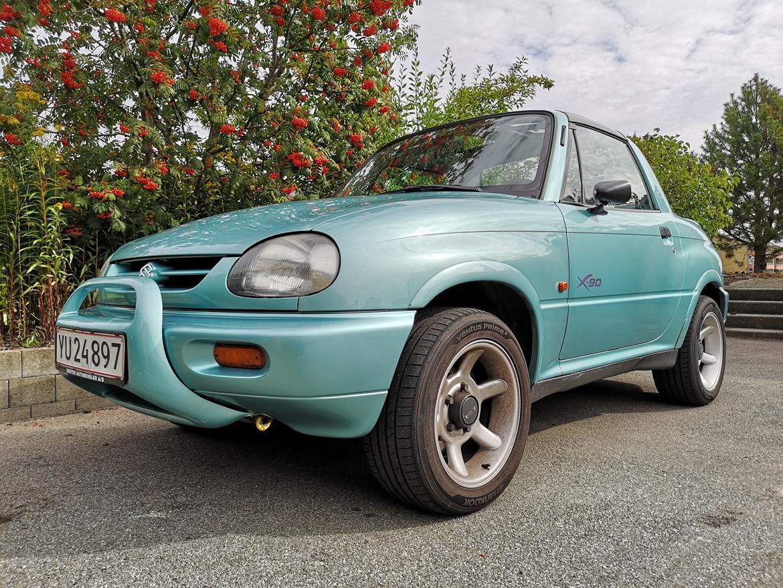 Suzuki Vitara X90 (SZ416) 1,6 4x4  billede 1