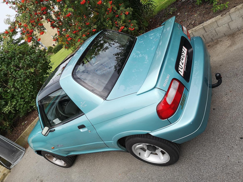 Suzuki Vitara X90 (SZ416) 1,6 4x4  billede 5