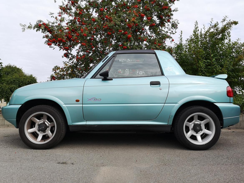 Suzuki Vitara X90 (SZ416) 1,6 4x4  billede 4