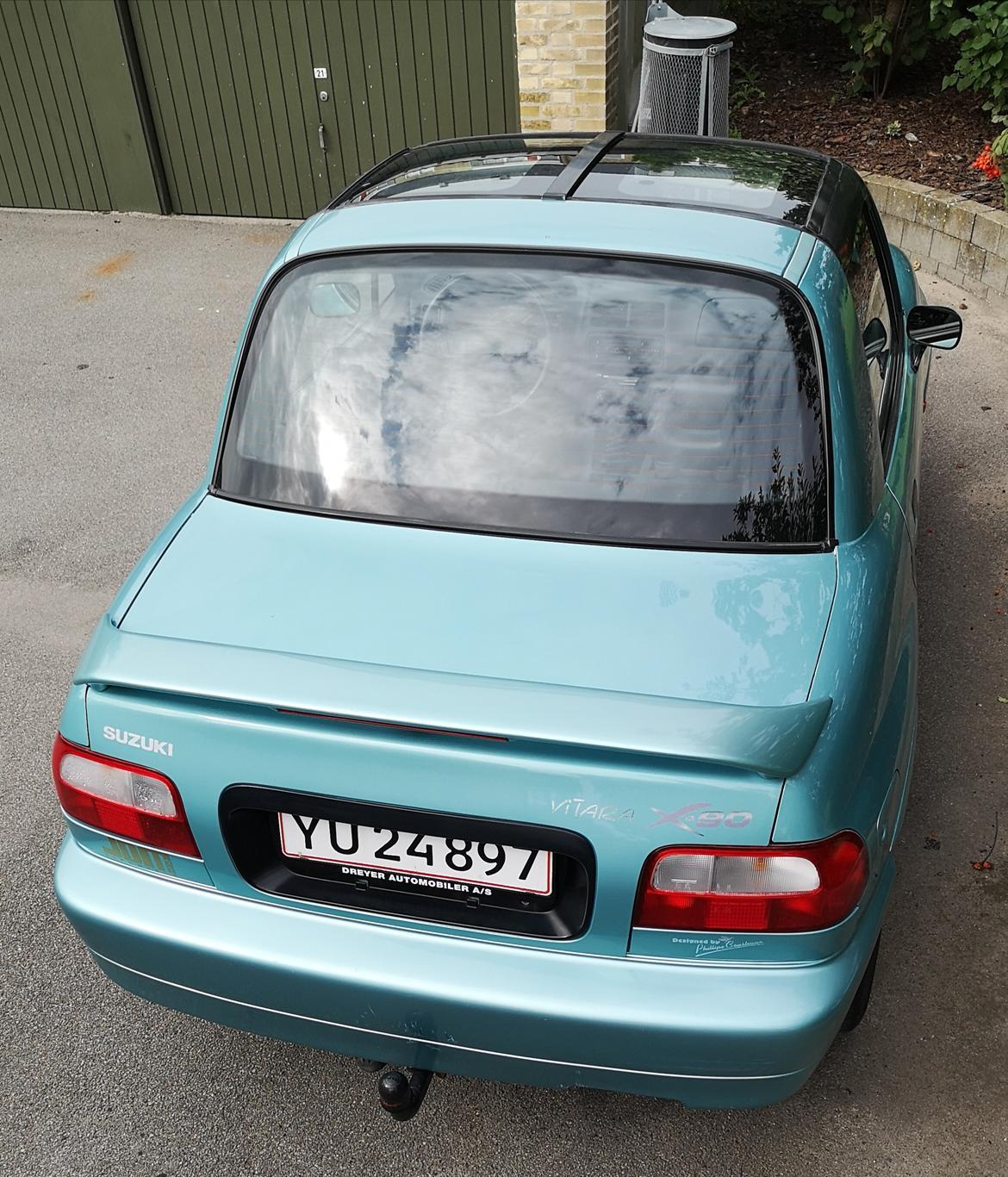 Suzuki Vitara X90 (SZ416) 1,6 4x4  billede 6