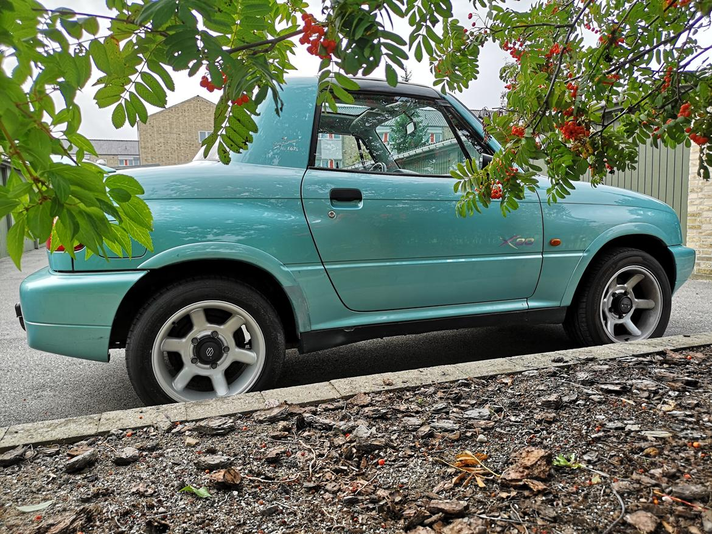 Suzuki Vitara X90 (SZ416) 1,6 4x4  billede 9