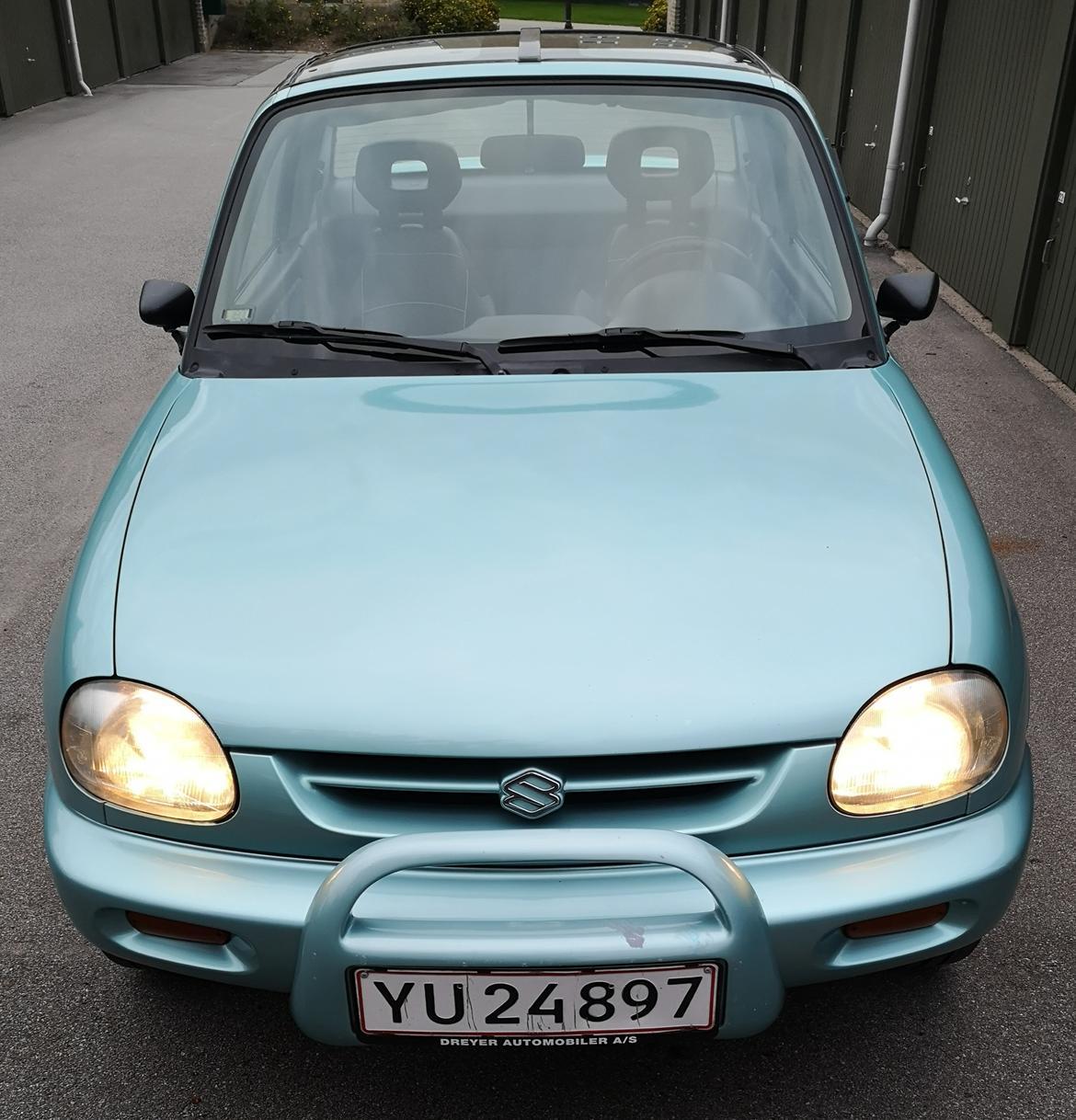 Suzuki Vitara X90 (SZ416) 1,6 4x4  billede 13