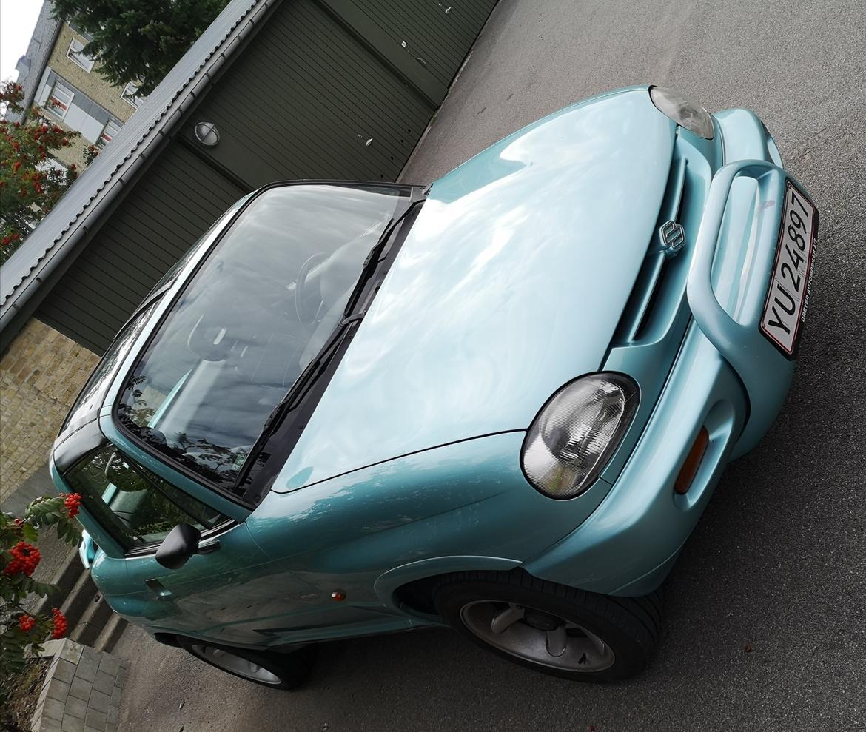 Suzuki Vitara X90 (SZ416) 1,6 4x4  billede 11