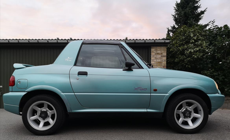 Suzuki Vitara X90 (SZ416) 1,6 4x4  billede 10