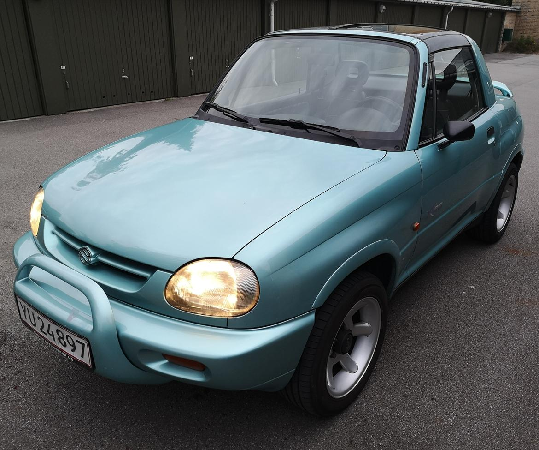 Suzuki Vitara X90 (SZ416) 1,6 4x4  billede 3