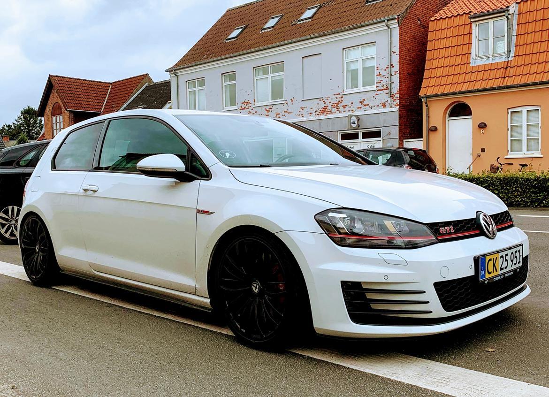 VW golf VII 2.0 GTI  Performance bmt Van.  billede 6