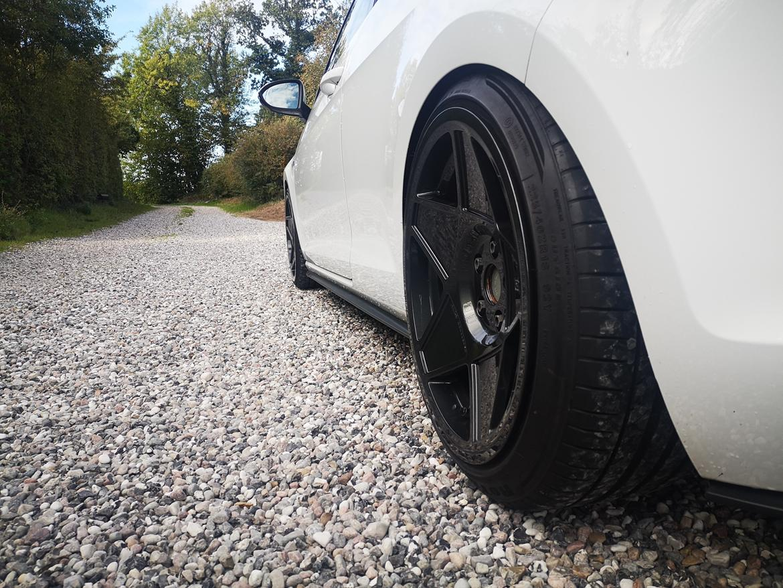VW golf VII 2.0 GTI  Performance bmt Van.  billede 4