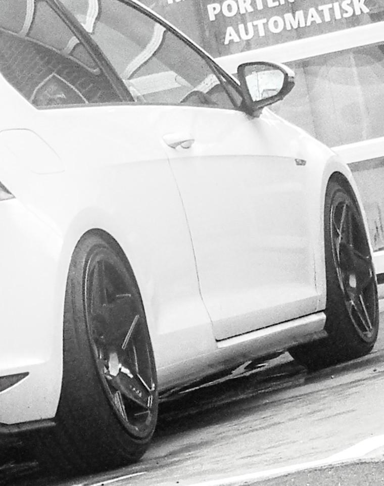 VW golf VII 2.0 GTI  Performance bmt Van.  billede 1
