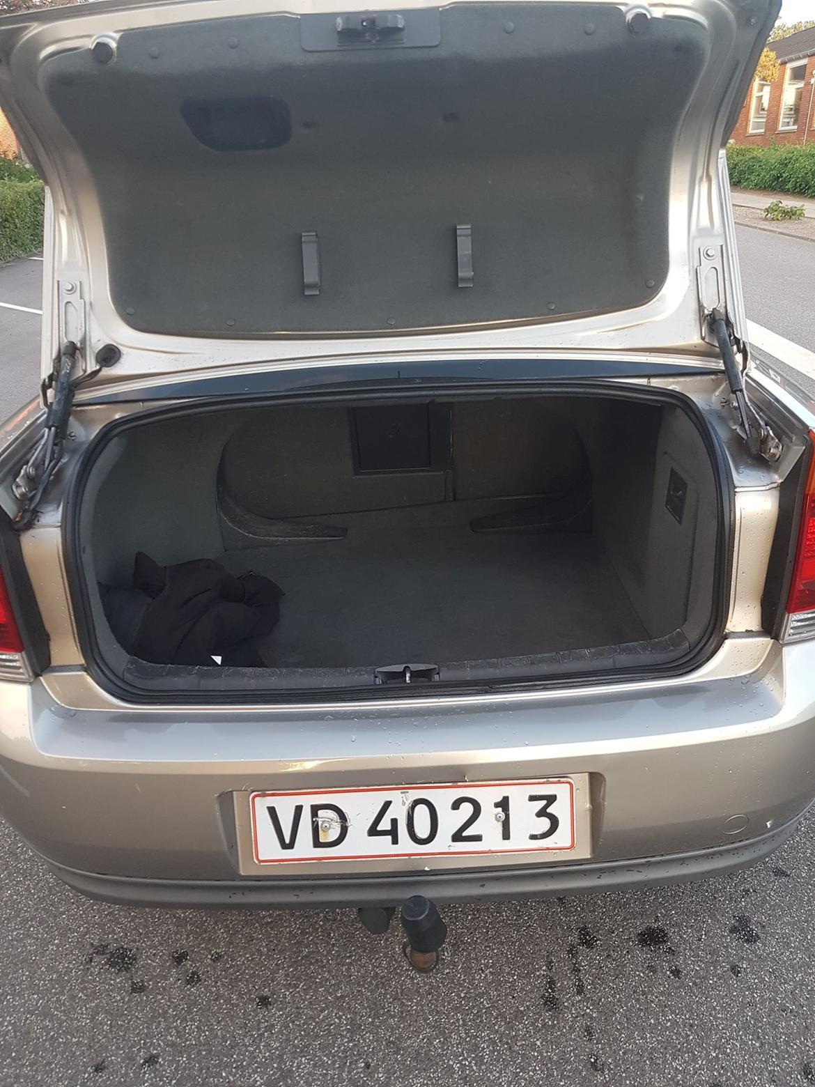 Opel Vectra C billede 7