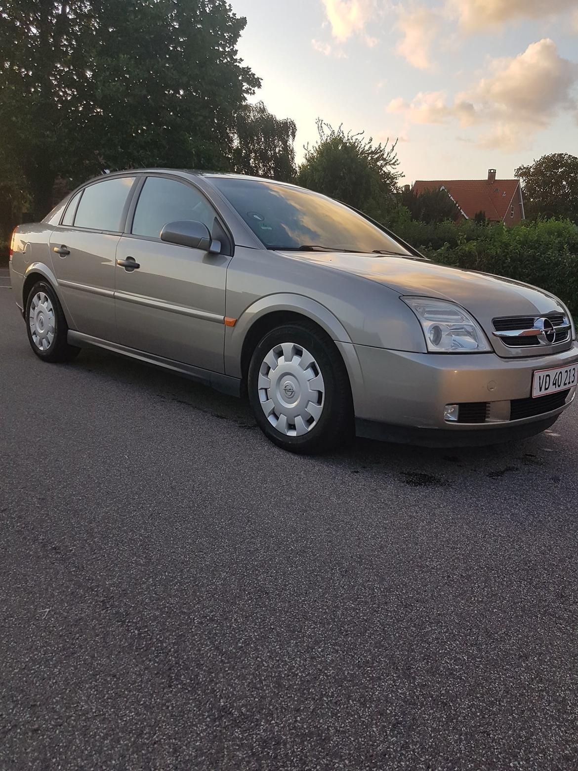 Opel Vectra C billede 3