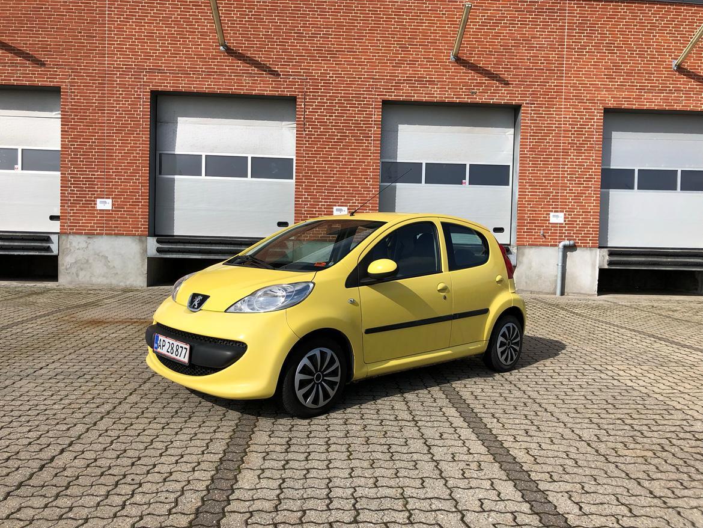 Peugeot 107 billede 1