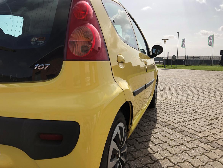 Peugeot 107 billede 3