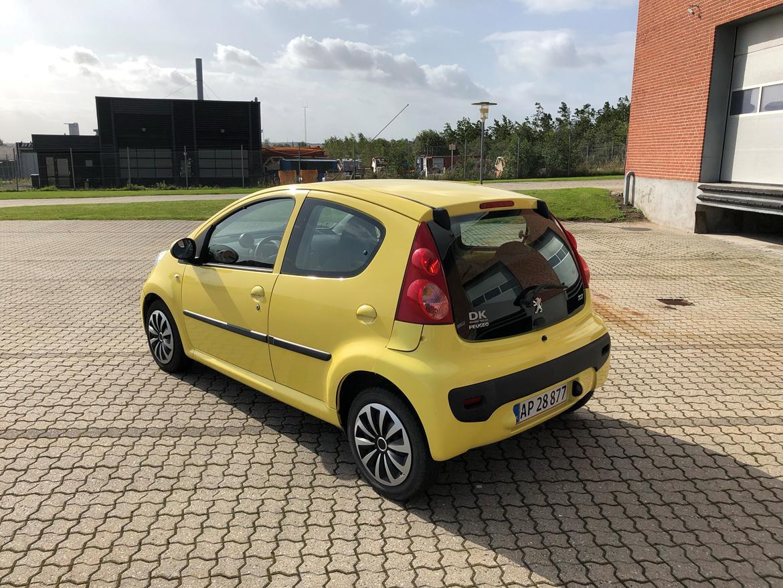 Peugeot 107 billede 4