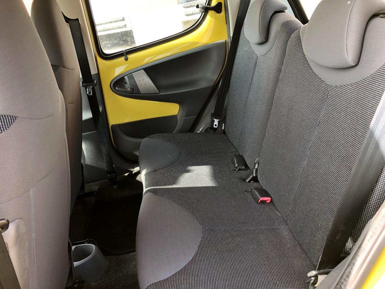 Peugeot 107 billede 9