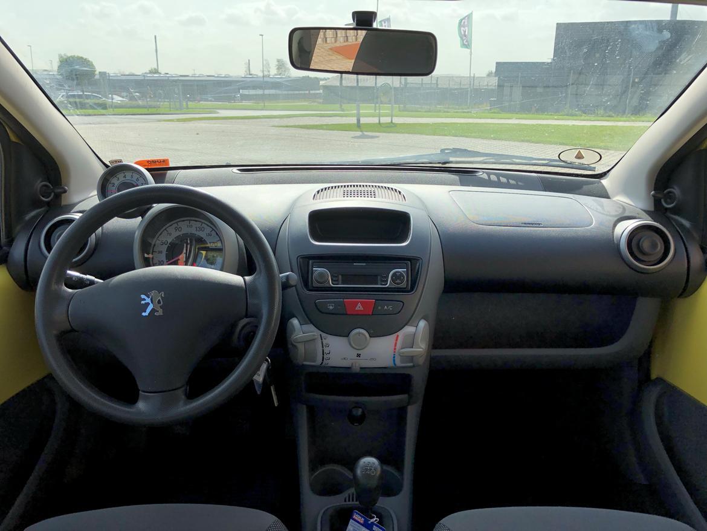 Peugeot 107 billede 11