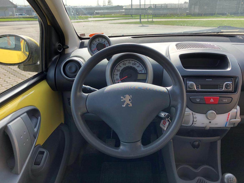 Peugeot 107 billede 12