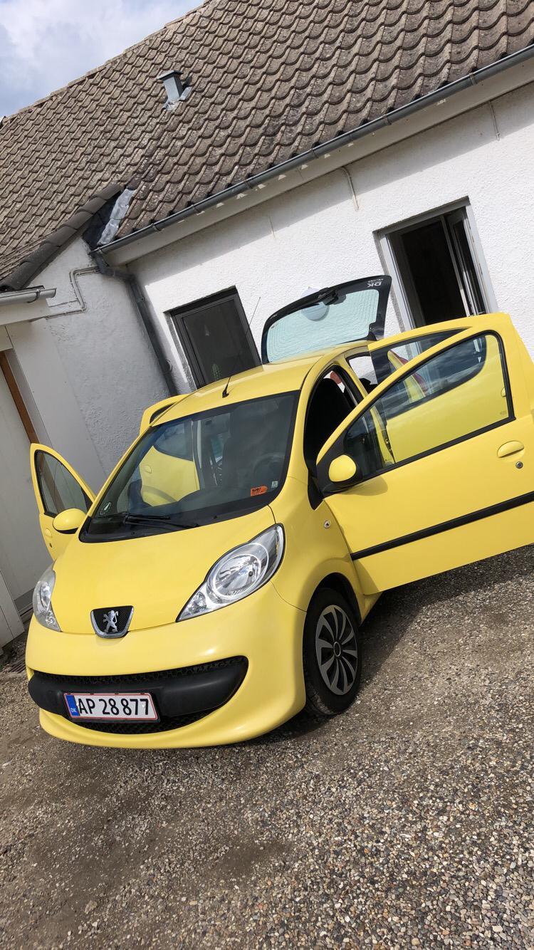 Peugeot 107 billede 17