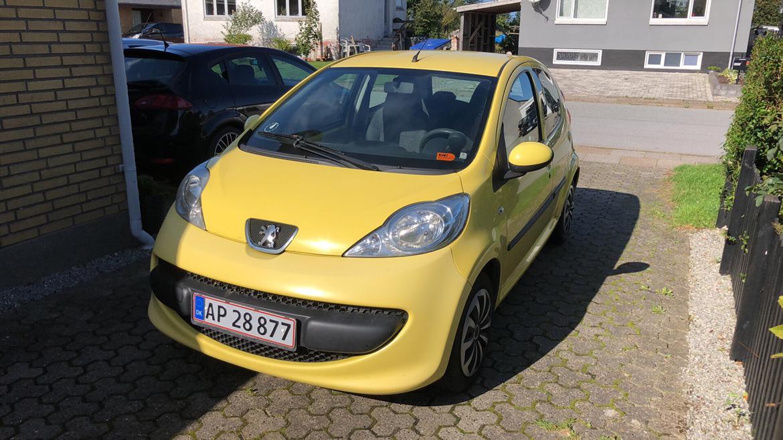 Peugeot 107 billede 18