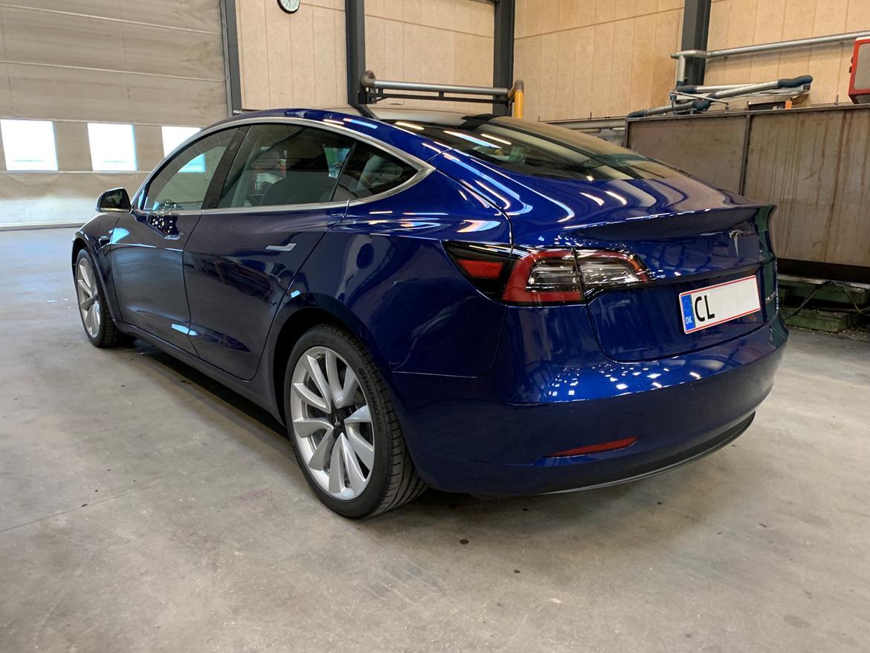 Tesla Model 3 Long Range AWD Performance billede 5