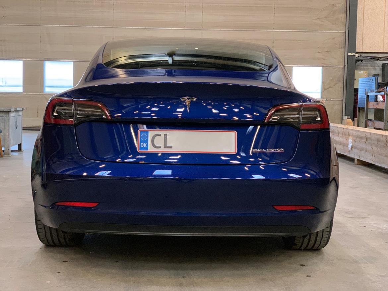Tesla Model 3 Long Range AWD Performance billede 6