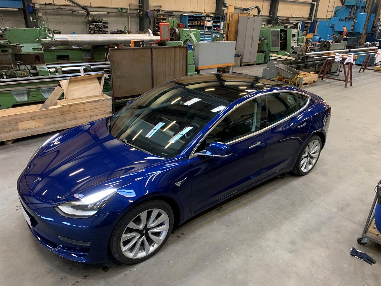 Tesla Model 3 Long Range AWD Performance billede 4