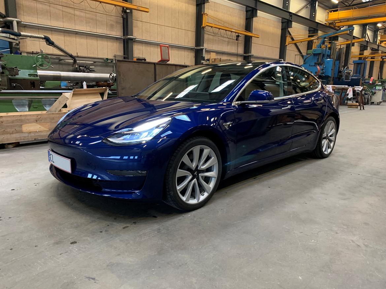 Tesla Model 3 Long Range AWD Performance billede 3