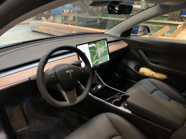 Tesla Model 3 Long Range AWD Performance billede 14