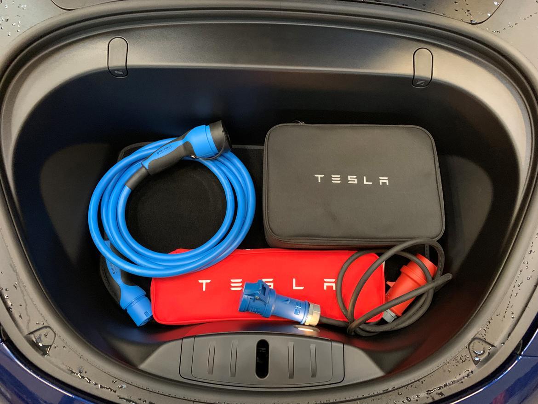 Tesla Model 3 Long Range AWD Performance billede 20