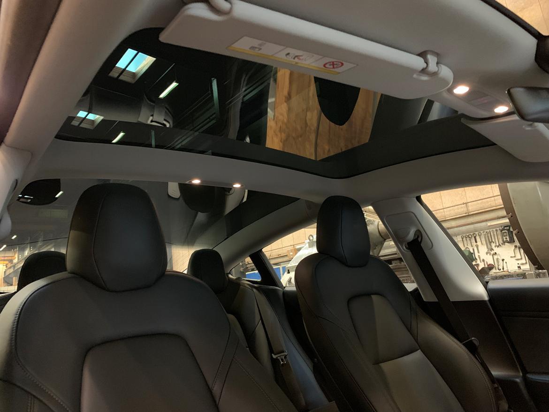 Tesla Model 3 Long Range AWD Performance billede 17