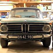 BMW e10 02 2002 ti classic liebhaverbil BBS RM012
