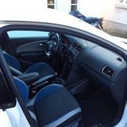 VW Polo blue GT 6C