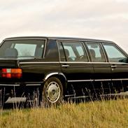 Volvo 760 GLE Nilsson 4 dørs