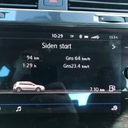 VW Golf 7.5 TSi evo dsg