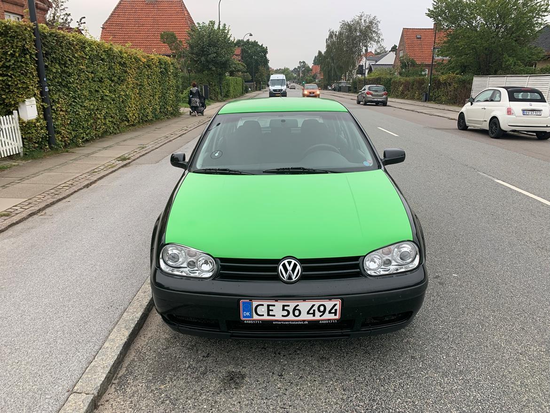 VW Golf 4 1.8 20v billede 3