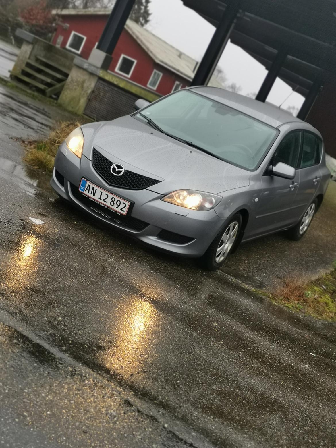 Mazda 3 billede 6