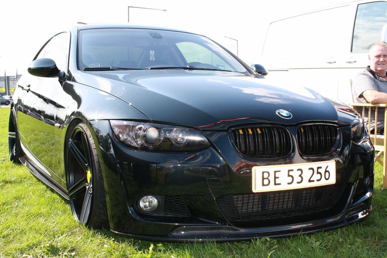 """BMW E92 """"THE DARK KNIGHT"""" billede 7"""