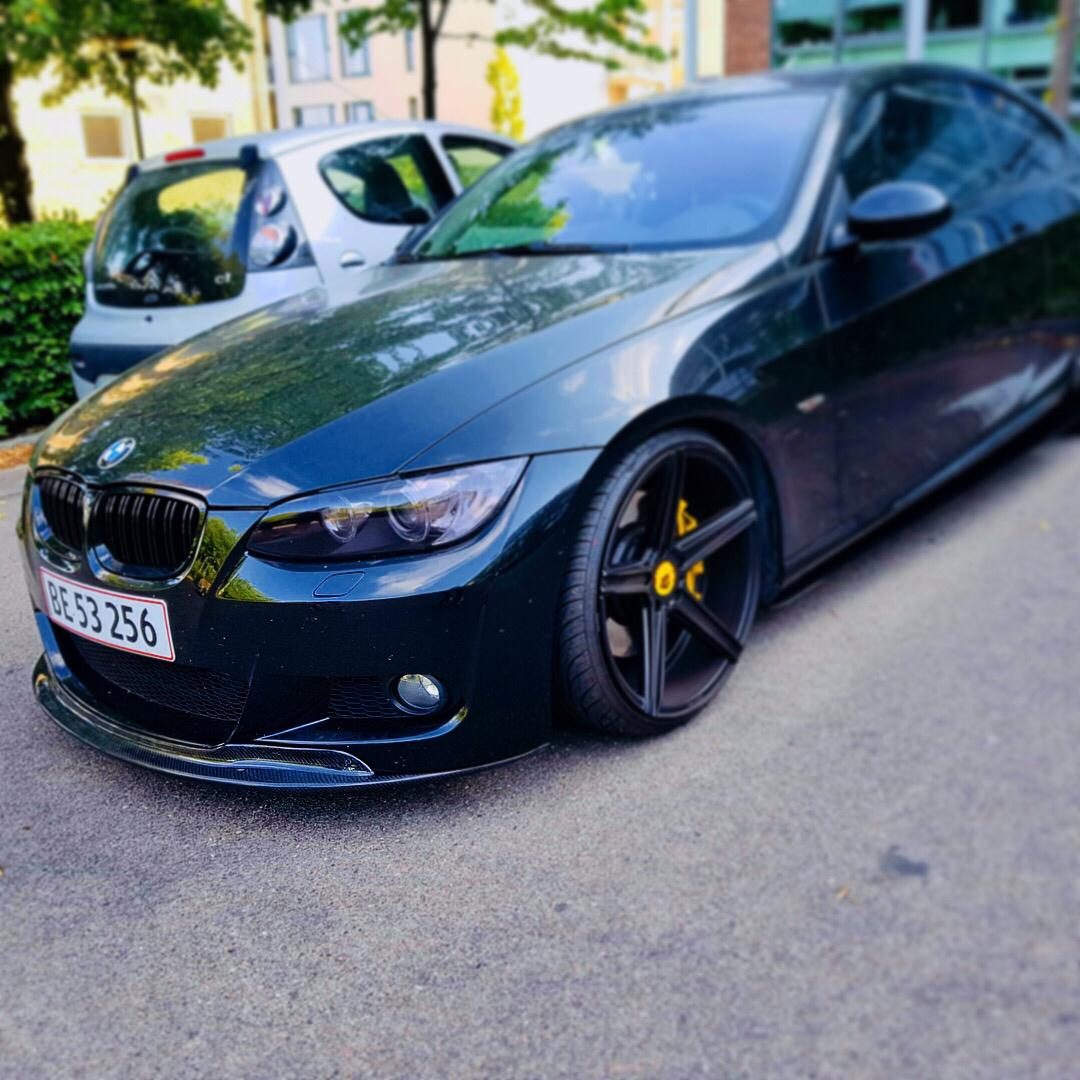 """BMW E92 """"THE DARK KNIGHT"""" billede 16"""