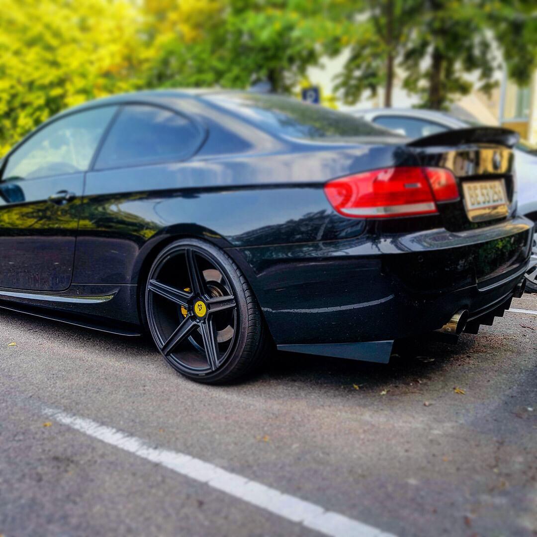 """BMW E92 """"THE DARK KNIGHT"""" billede 17"""
