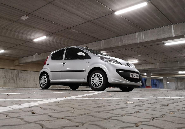 Peugeot 107 1,0 Comfort+ 5d billede 2