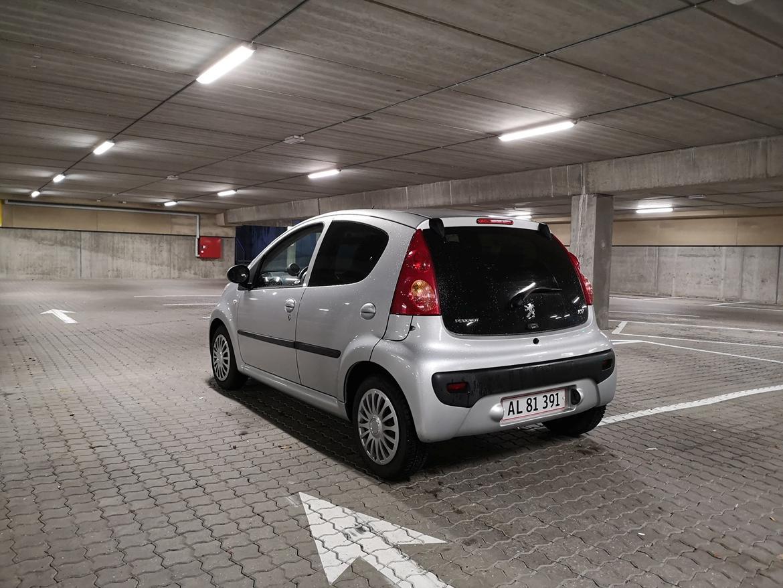 Peugeot 107 1,0 Comfort+ 5d billede 6
