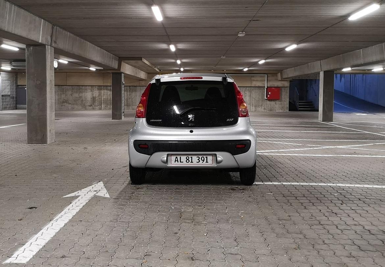 Peugeot 107 1,0 Comfort+ 5d billede 7